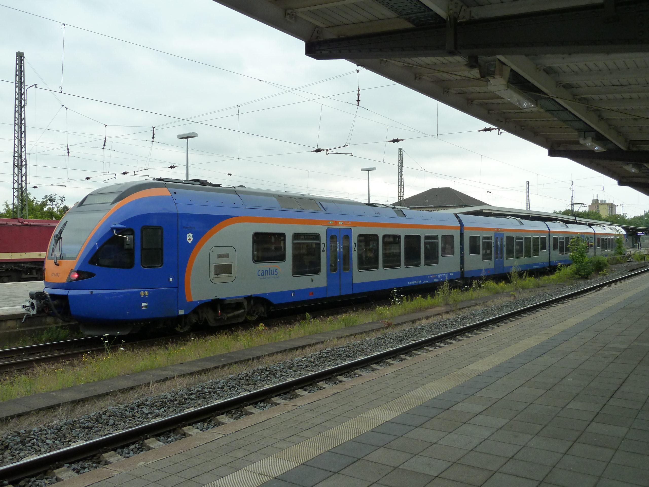 Stärkung der Eisenbahn