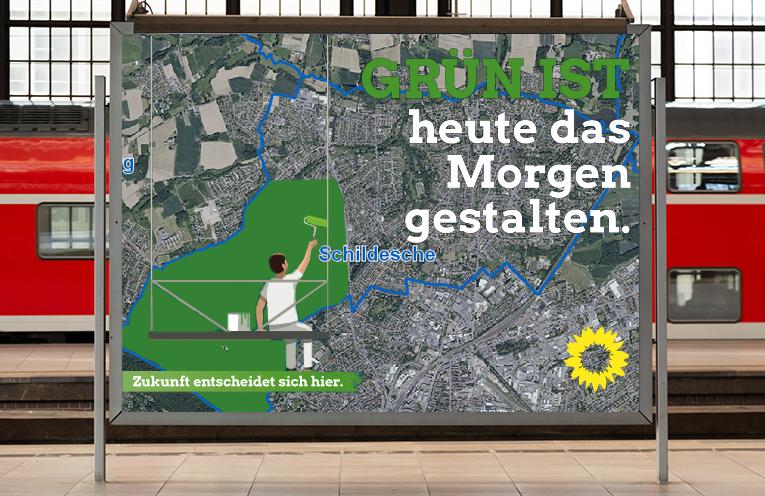 Einladung der Stadtteilgruppe Schildesche zum 3. Stadtteiltreffen 2021 digitale