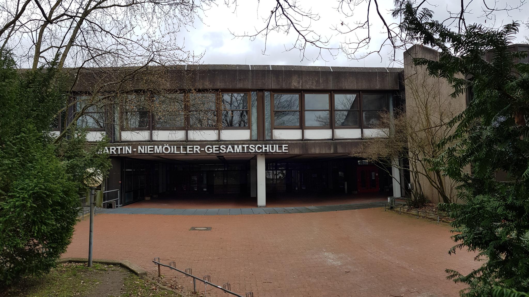 Neubau Martin-Niemöller-Gesamtschule